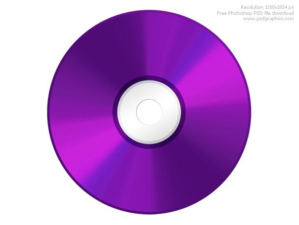 DVD Disc Icon