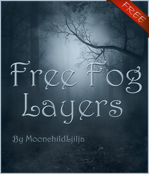 13 PSD Fog Layer Images - Photoshop Fog Effect, Fog PSD Layer and