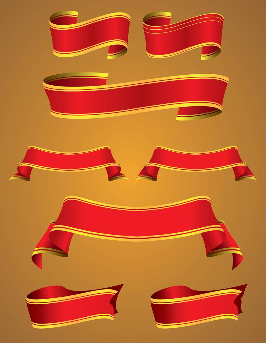 Free Banner Vector Art