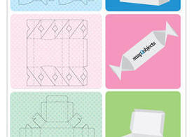 Free Box Template Vector