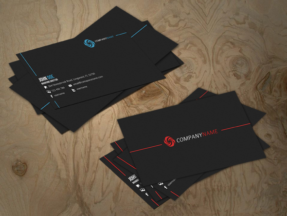 10 Business Card Icons Phone Email Images