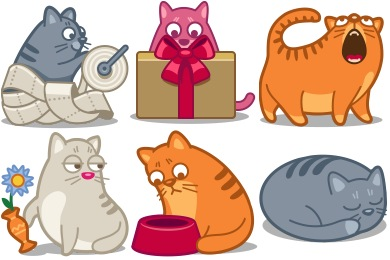 Free Cat Desktop Icons