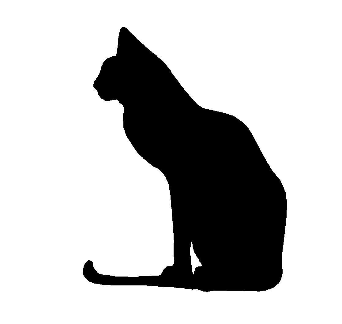 Free Cat Silhouette
