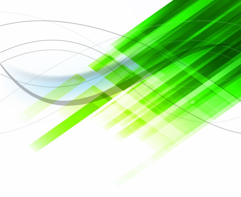 Free Vector Green Abstract Designs