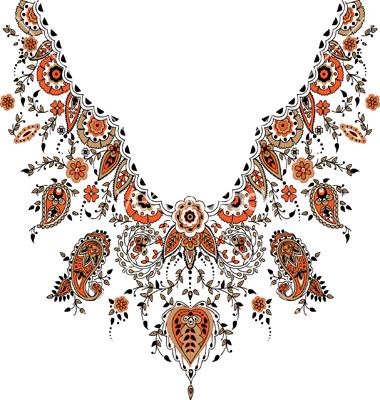Free Vector Paisley Designs