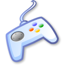 6 Pink Game Controller Icon Images