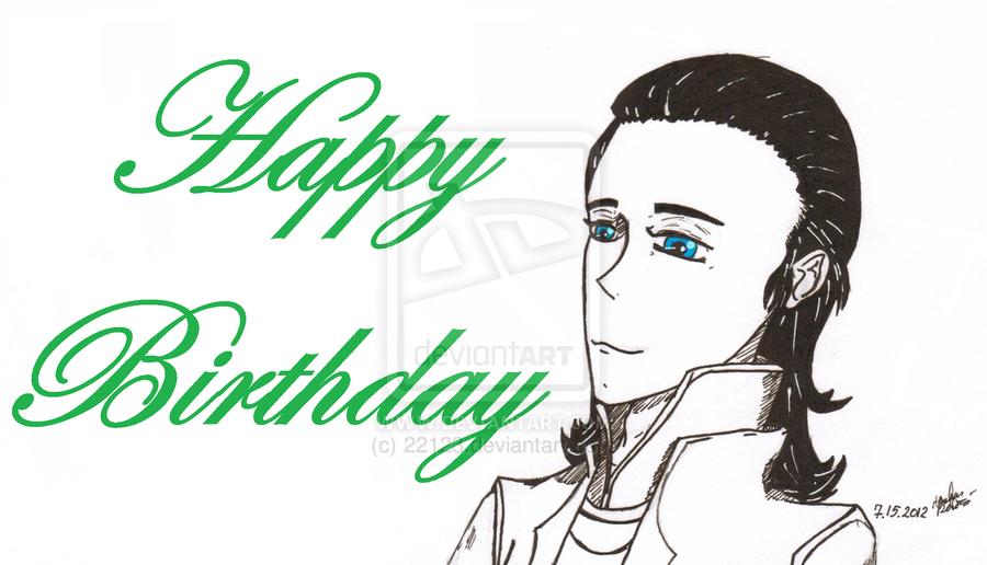 Happy Birthday Font Style