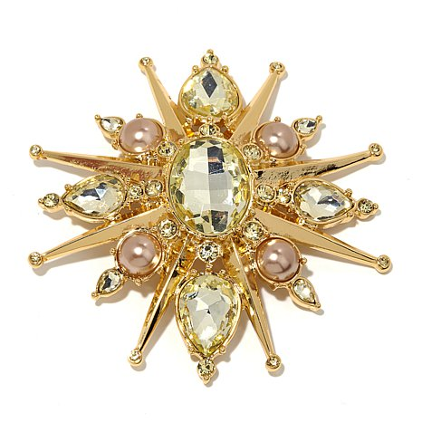 12 Brooch Jewelry Designs Images