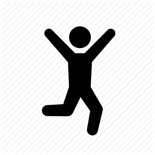 Icon Stick Figure People
