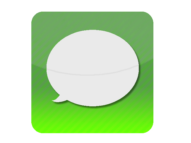18 Messages App Icon Images