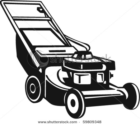 11 Lawn Mower Vector Art Images