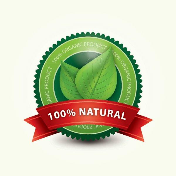 Natural Organic Products Logos