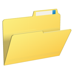 Open File Folder Icon