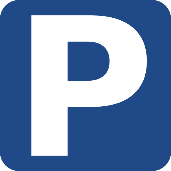 15 Blue Parks Icons Images