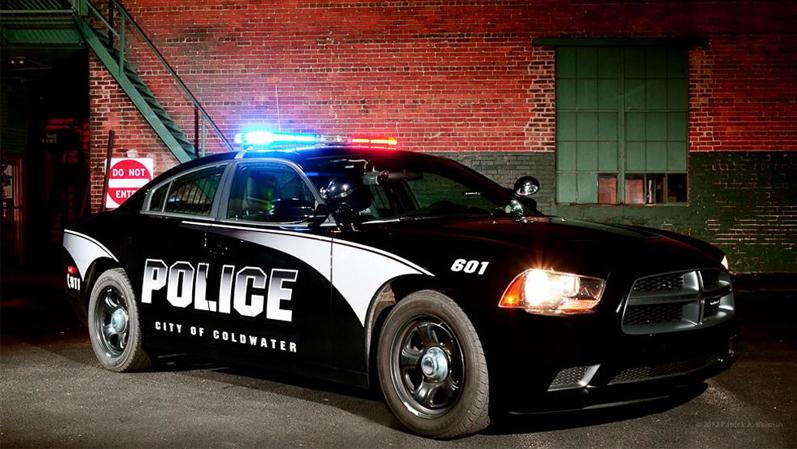 Police Car Graphic Designs