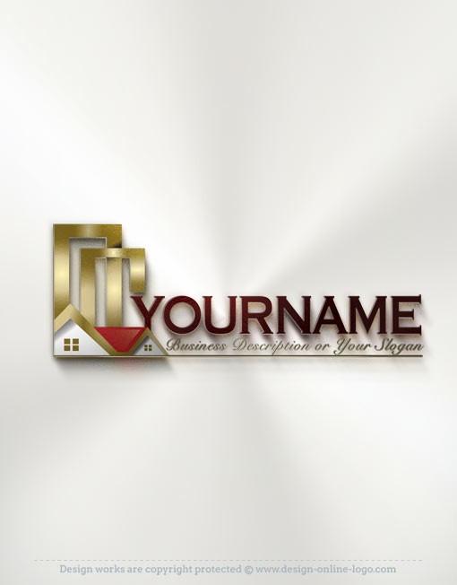 Real Estate Logo Design Free