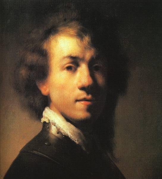Rembrandt Self-Portraits Paintings