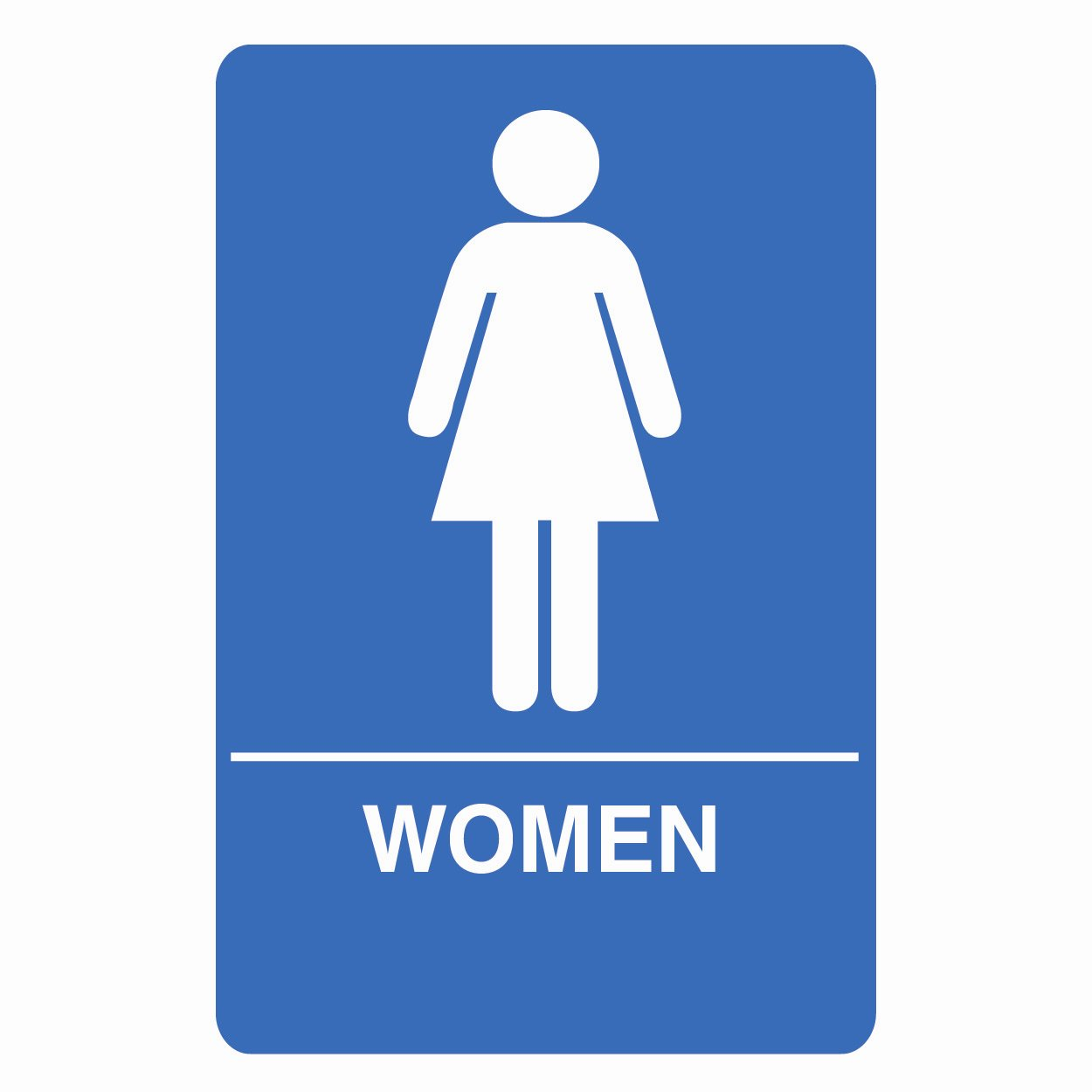 11 Women's Restroom Signs Designs Images