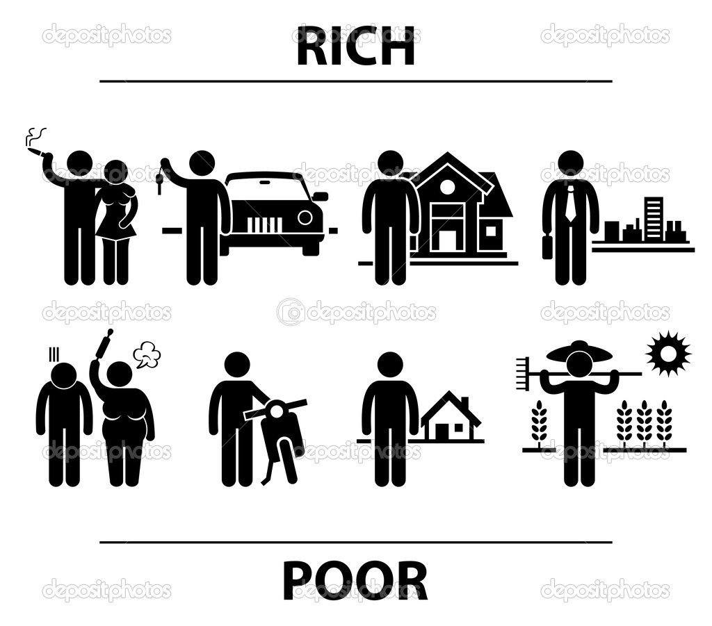 14 Poor Person Icon Images Poor People Symbol Old