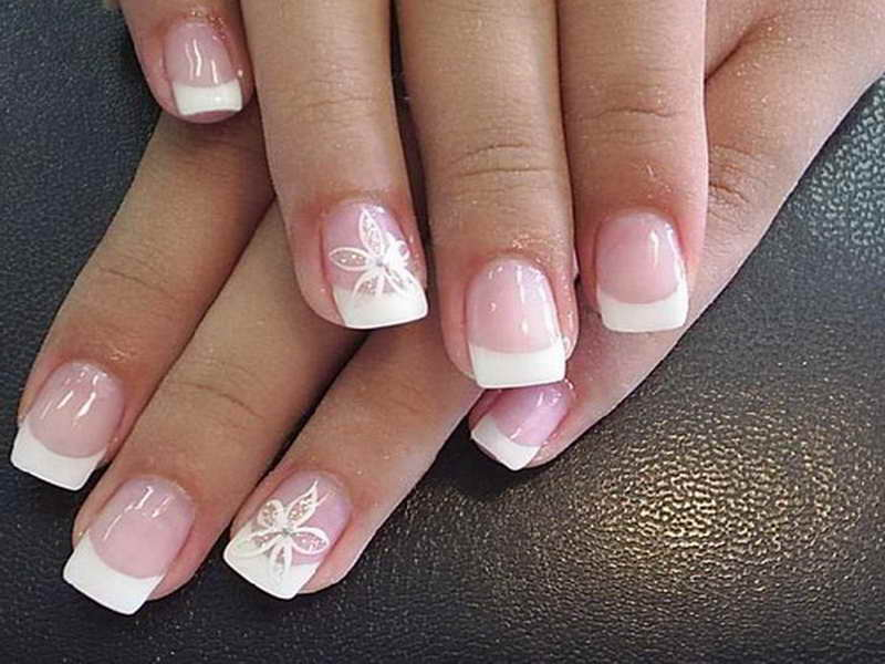 Short Acrylic Nail Designs Ideas