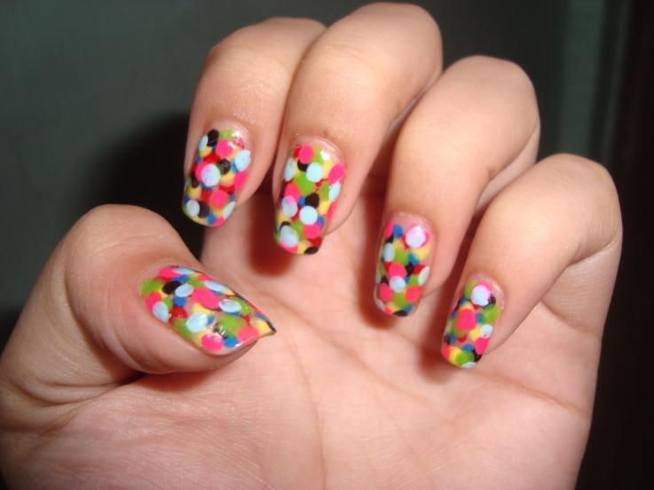 Simple Easy Nail Art Designs