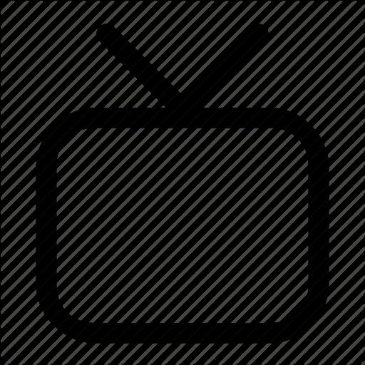 Television Set Icon