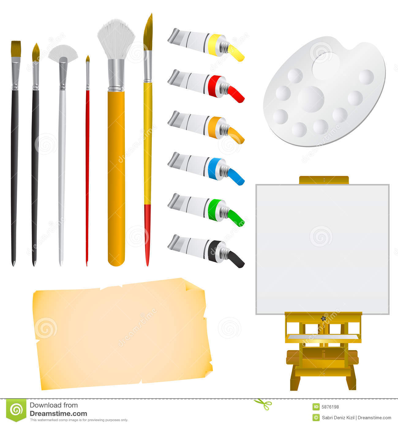 Tools Vector Art