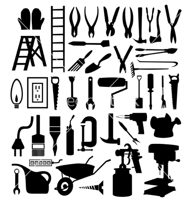 Vector Tools Silhouette