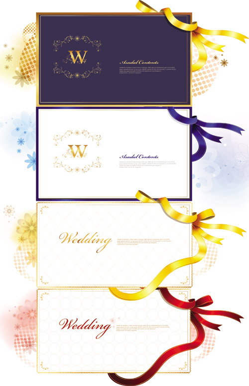 Wedding Psd Card Templates Free Download