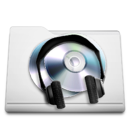White File Folder Icon