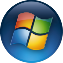 Windows 7 Start Icon