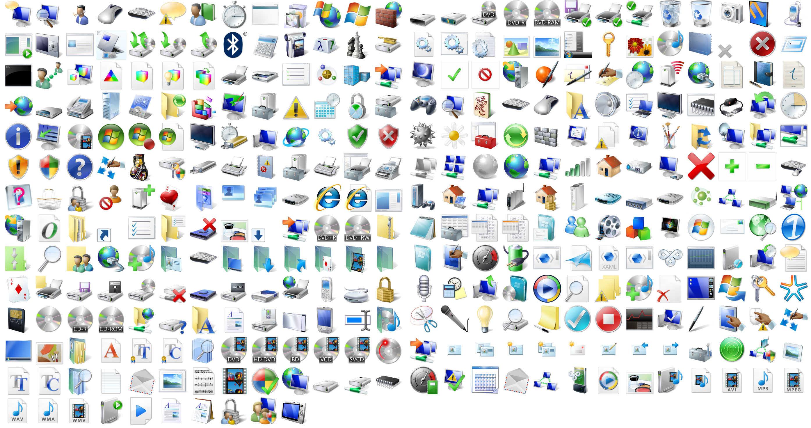 11 Download Windows 10 Icons Images - Custom Windows Icons Folder 10