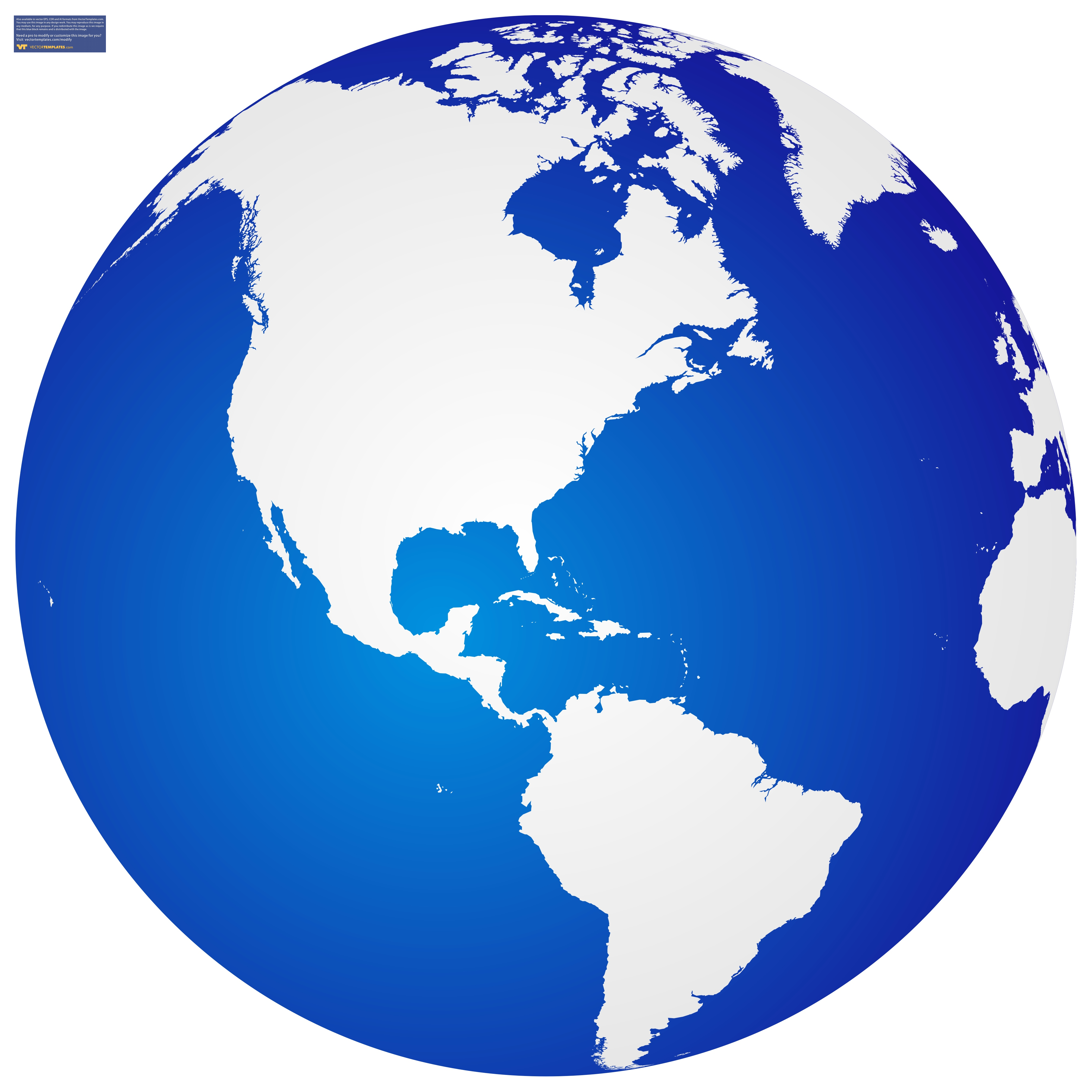 15 Free Vector Earth Images