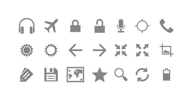 14 Android Application Icon Sizes Images - Android App Icon