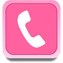 Android Contacts Icon Pink