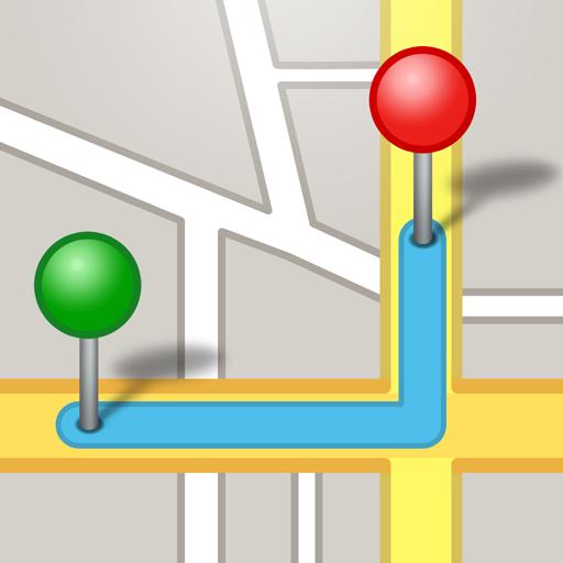 Android Offline GPS Navigation Maps