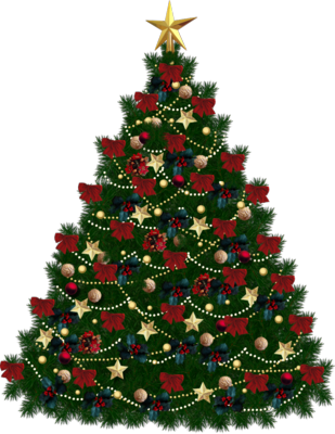 Animated Christmas Tree