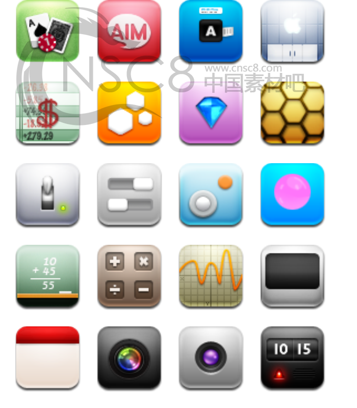 13 Software Application Icons Images
