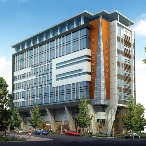12 Modern Corporate Buildings Designs Images