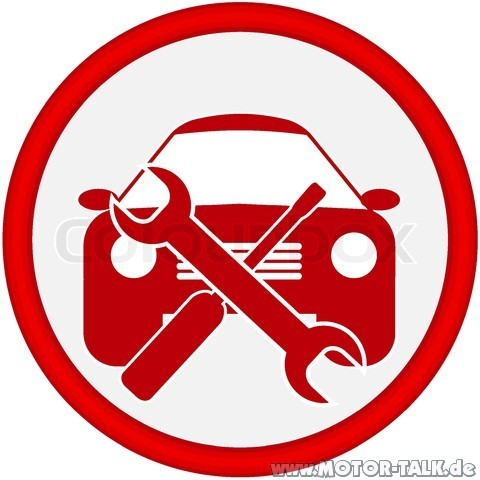6 Car Service Icon Images