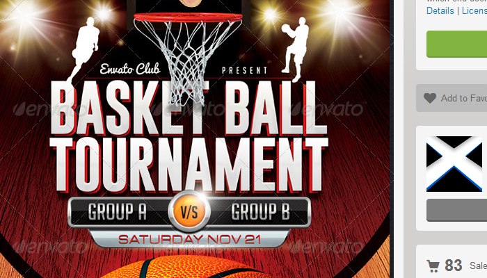 13 Basketball Tournament Flyer PSD Images Basketball Tournament – Basketball Flyer Example