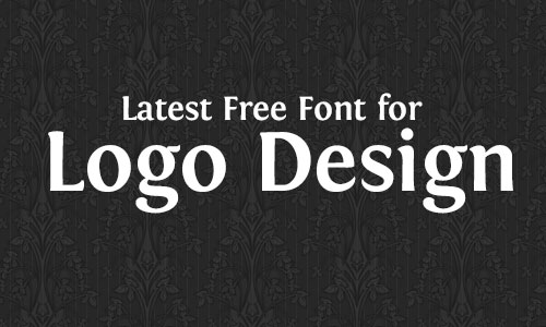 12 Best Free Fonts For Logo Design Images