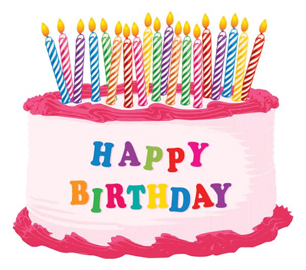 9 Birthday Cake Emoticon Images Facebook Emoticons Birthday Cake