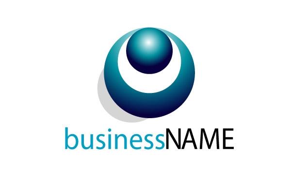 Blue Business Logos