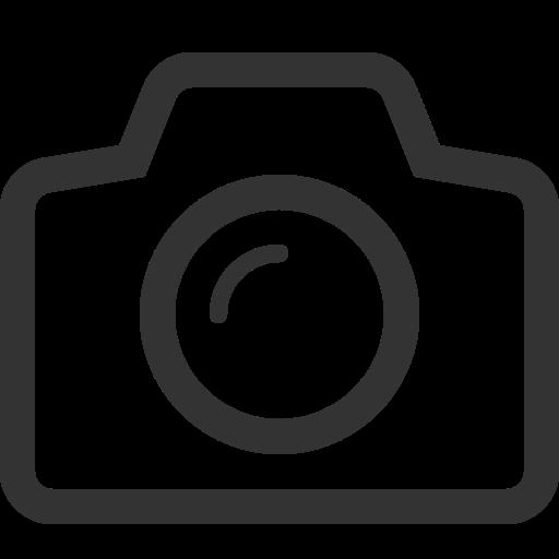 11 White Camera Icon Images