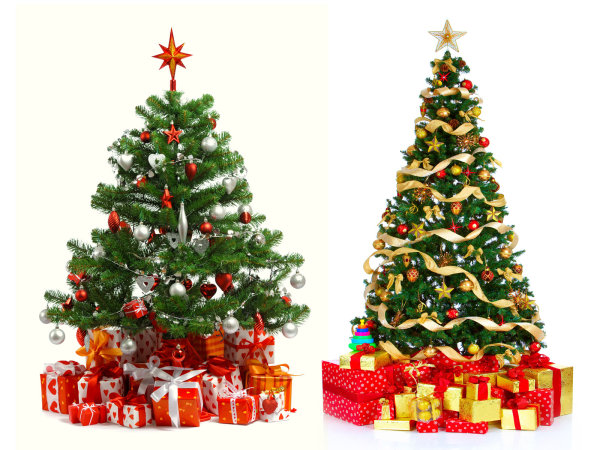 Christmas Tree PSD