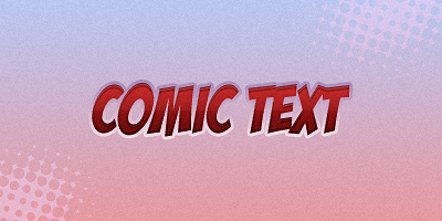 Comic Effect Photoshop Tutorial