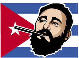 10 Fidel Castro Vector Images