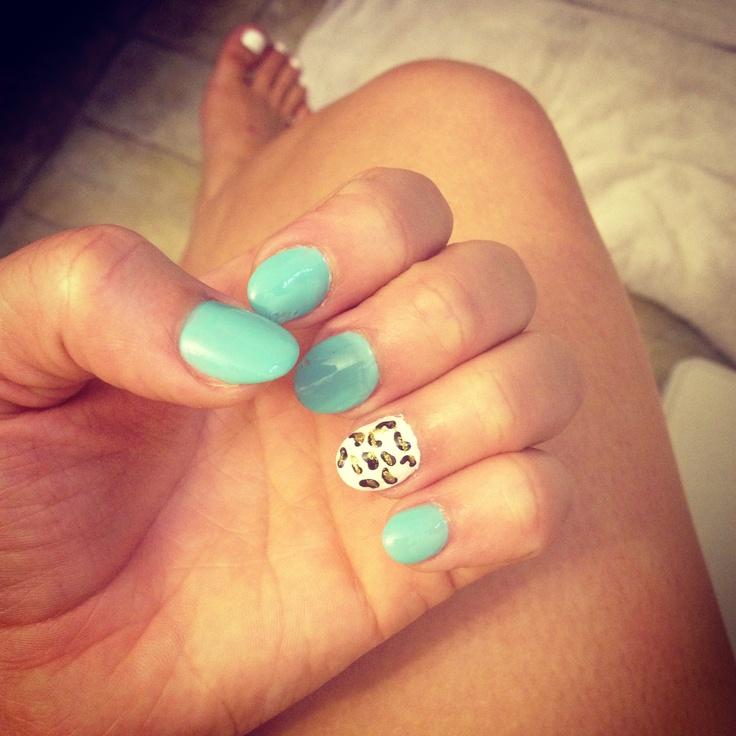 Cute Short Stiletto Nail Designs