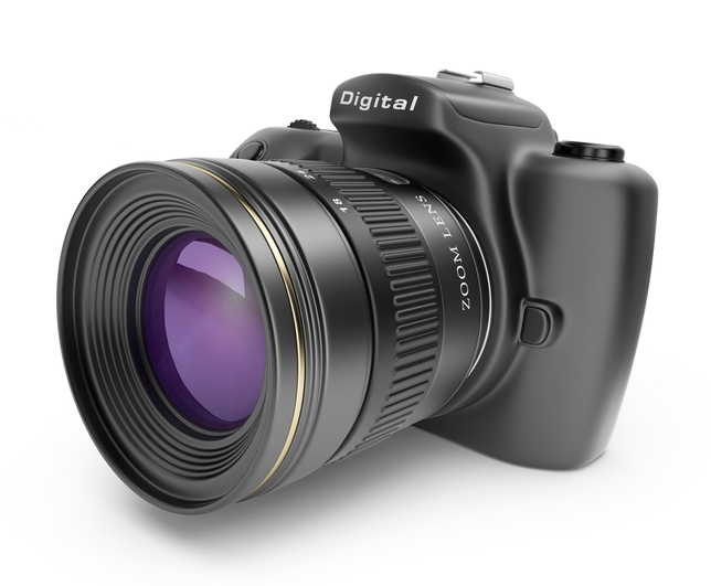 12 Stock Photography Camera Images